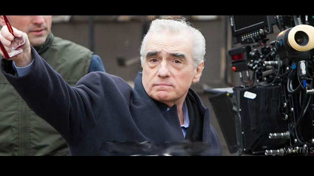 Martin Scorsese captures lockdown experience in short film