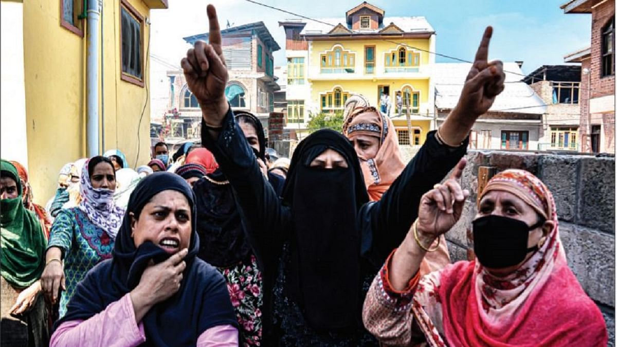 The new normal in J & K is silence of the lambs: be quiet and be happy