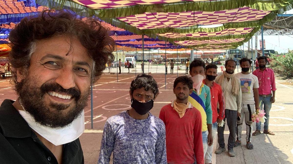 Filmmaker-Journalist Vinod Kapri's documentary on migrant workers' journey  during lockdown