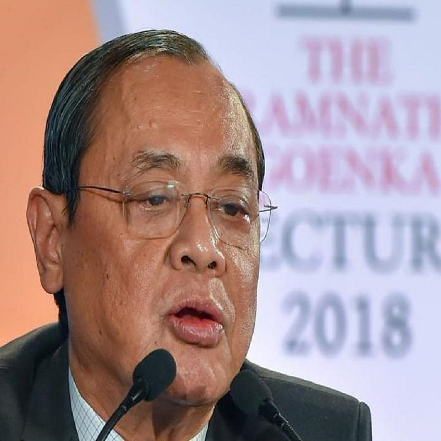 Ex-CJI Ranjan Gogoi (Photo Courtesy: PTI)
