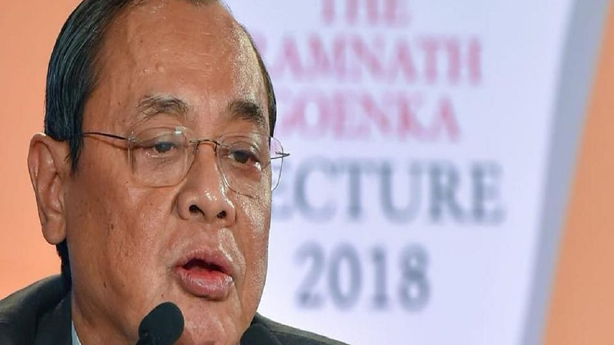 Can't you imagine a system where no one wants credit: Ex-CJI on Ayodhya verdict