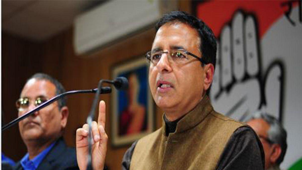 Randeep Surjewala moves plea in SC to intervene in its suo moto case over migrant crisis