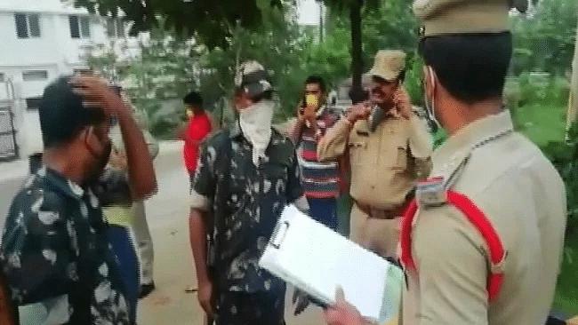 2 dead, 4 hospitalised in gas leak mishap at Vizag pharma company