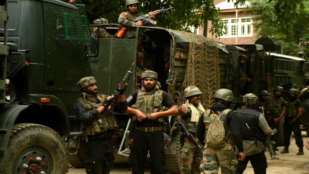 3 Hizbul, LeT militants killed in Jammu and Kashmir