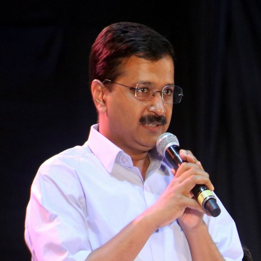 Delhi CM Arvind Kejriwal (Photo Courtesy: IANS)