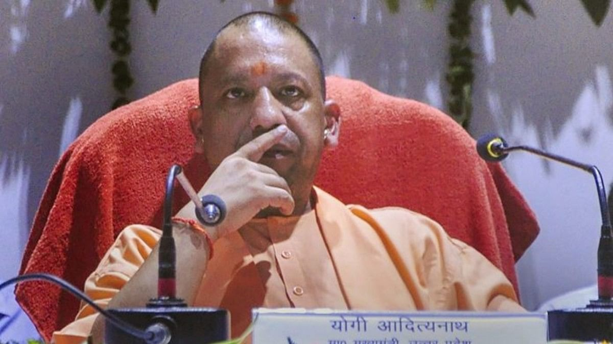 Amid coronavirus surge, Adityanath replaces his Team-11 with Team-9