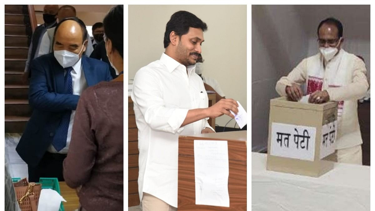 Rajya Sabha Elections 2020:  Polling underway on 19 seats across 8 states
