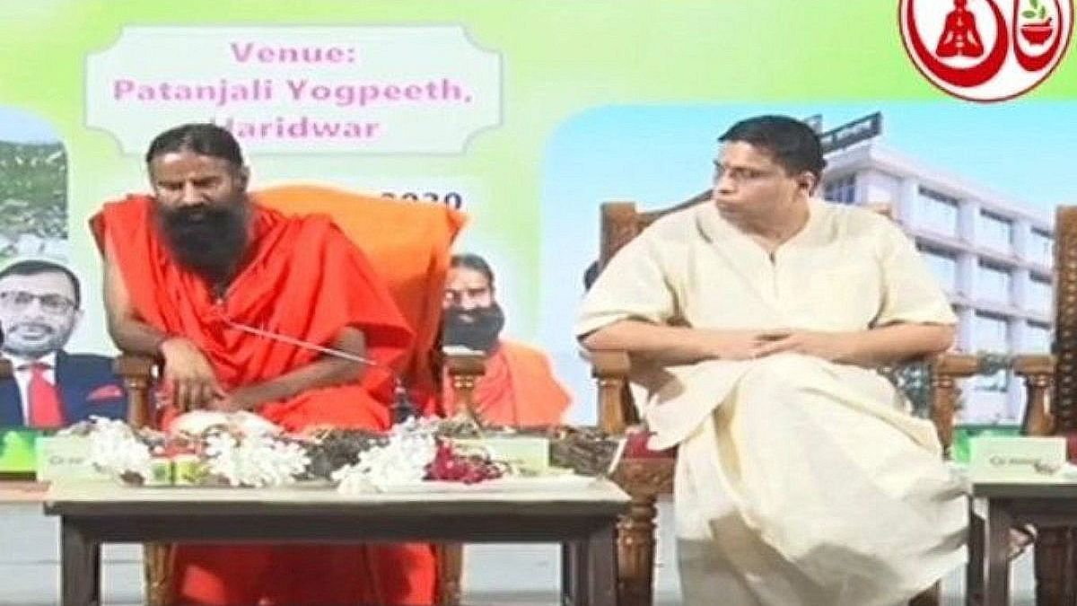 Didn't promote COVID-19 cure, just shared trial results: Patanjali