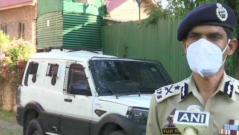 5 terrorists killed in Kashmir encounter