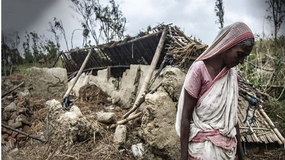 First person accounts of the devastation by super cyclone Amphan