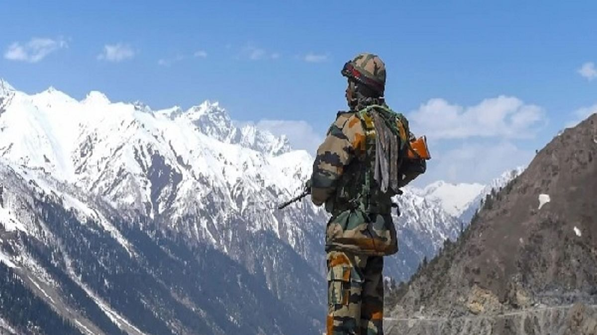 China accuses Indian soldiers of violating consensus