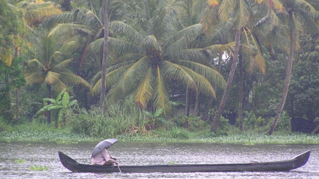 Southwest monsoon hits Kerala