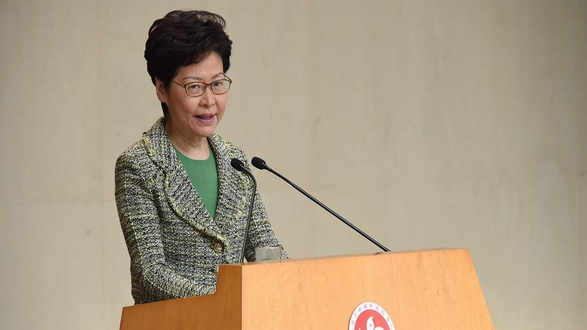 Controversial national anthem law takes effect in Hong Kong