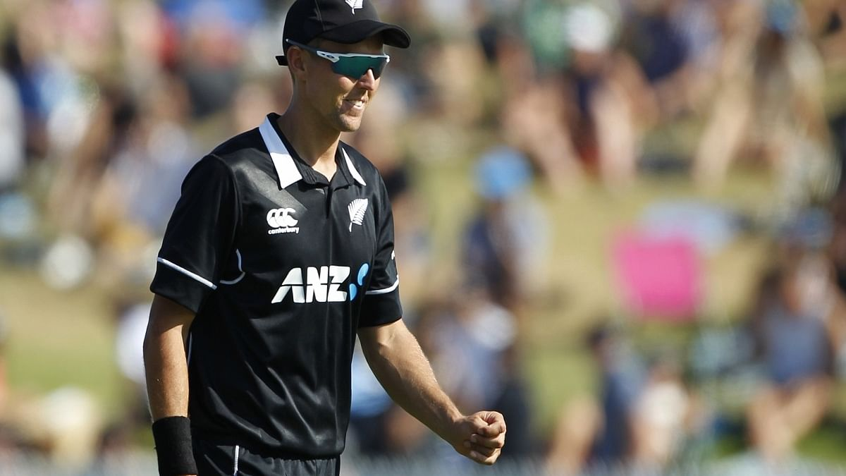Can't go to Oz with a set of braces on my teeth: Trent Boult remembers debut