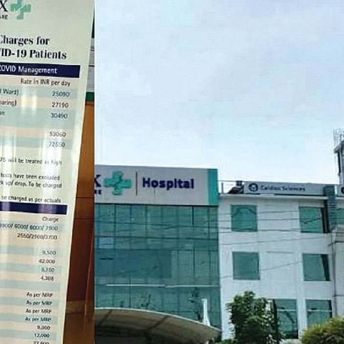 Profit in times of COVID-19: Is it time to take over private hospitals?