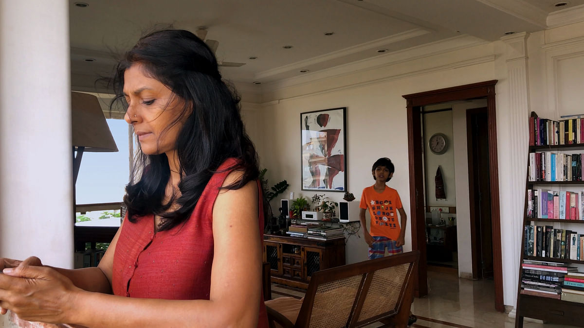 Actress-activist Nandita Das speaks on her short film on domestic violence during lockdown