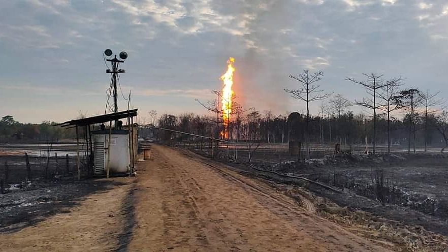 Assam oil well fire: OIL loses 467 MT crude oil due to blockades by local bodies