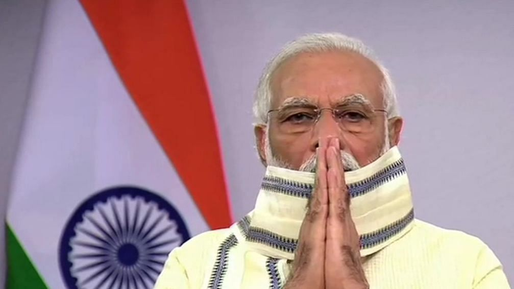 PM launches Bihar poll campaign with address to the nation