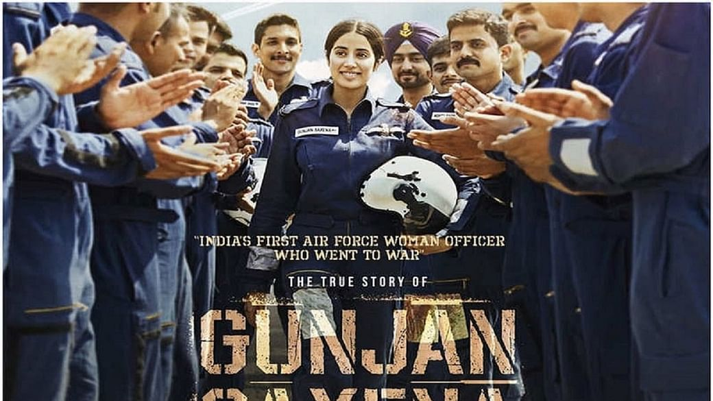 Karan Johar S Gunjan Saxena The Kargil Girl To Directly Release On Netflix