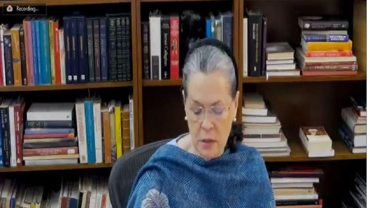 Mismanagement of pandemic will be one of most disastrous failures of Modi govt, says Sonia Gandhi
