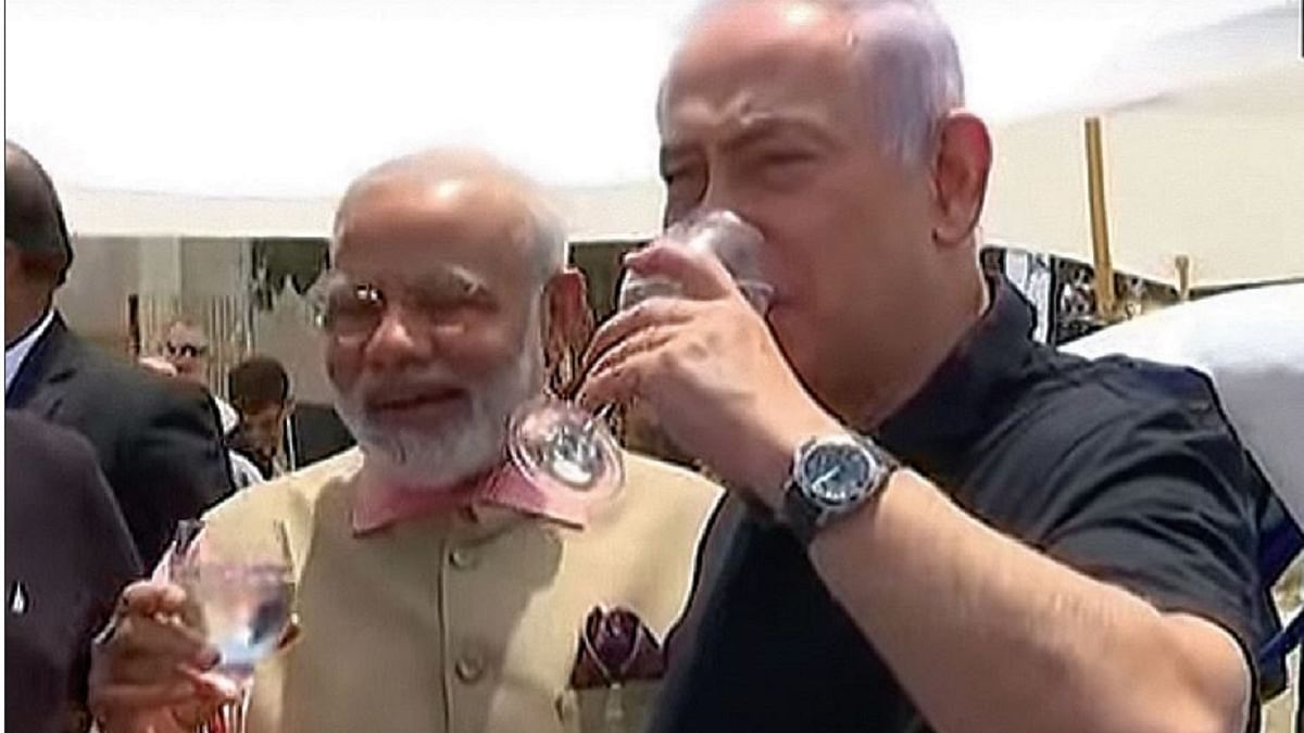 Israel plans to annex west bank: India's deafening silence