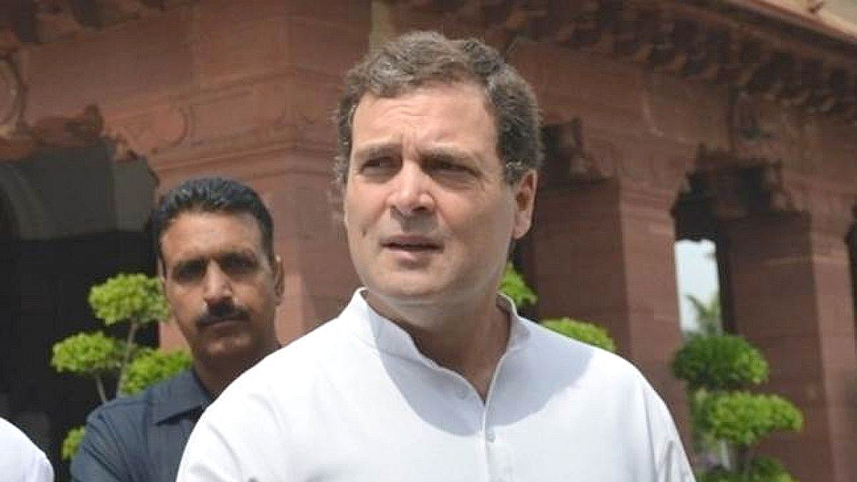 Centre should support locust-hit states, farmers, says Rahul Gandhi