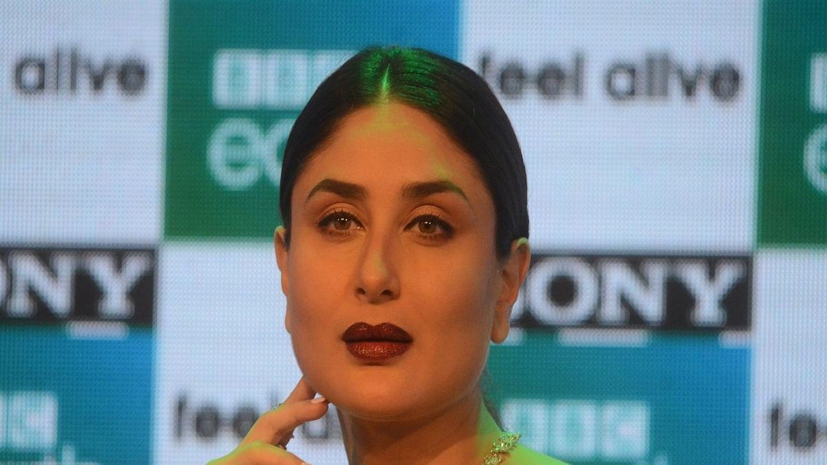 Actor Kareena Kapoor Khan (Photo Courtesy: IANS)