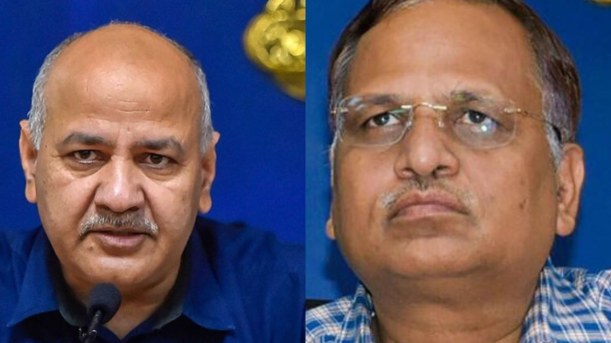 Sisodia takes over health ministry in Delhi after Jain tests COVID positive