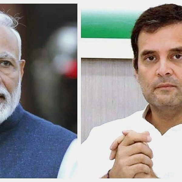 Where is Rahul Gandhi? A tale of two 'leaders'