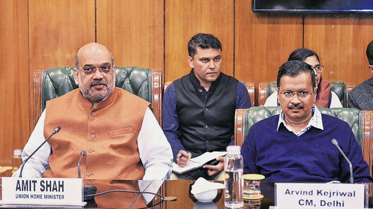 Central and Delhi governments act too late, too little