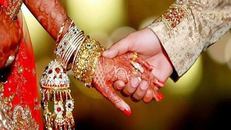 Wedding procession stopped as groom, father test positive
