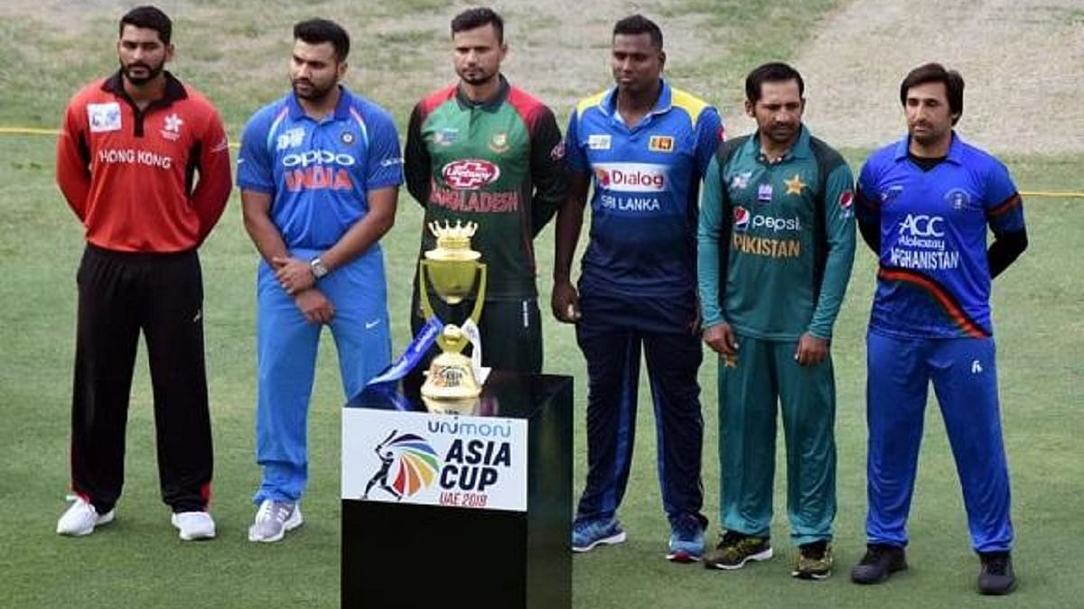 Asia Cup: Decision on hold; Ganguly, Shah attend ACC meet