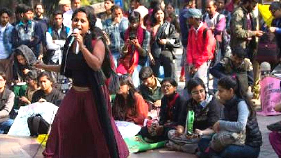 """Delhi riots: Police carried out """"insidious"""" prosecution, JNU student to Court"""