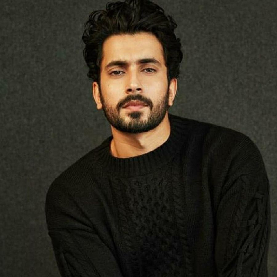Actor Sunny Singh