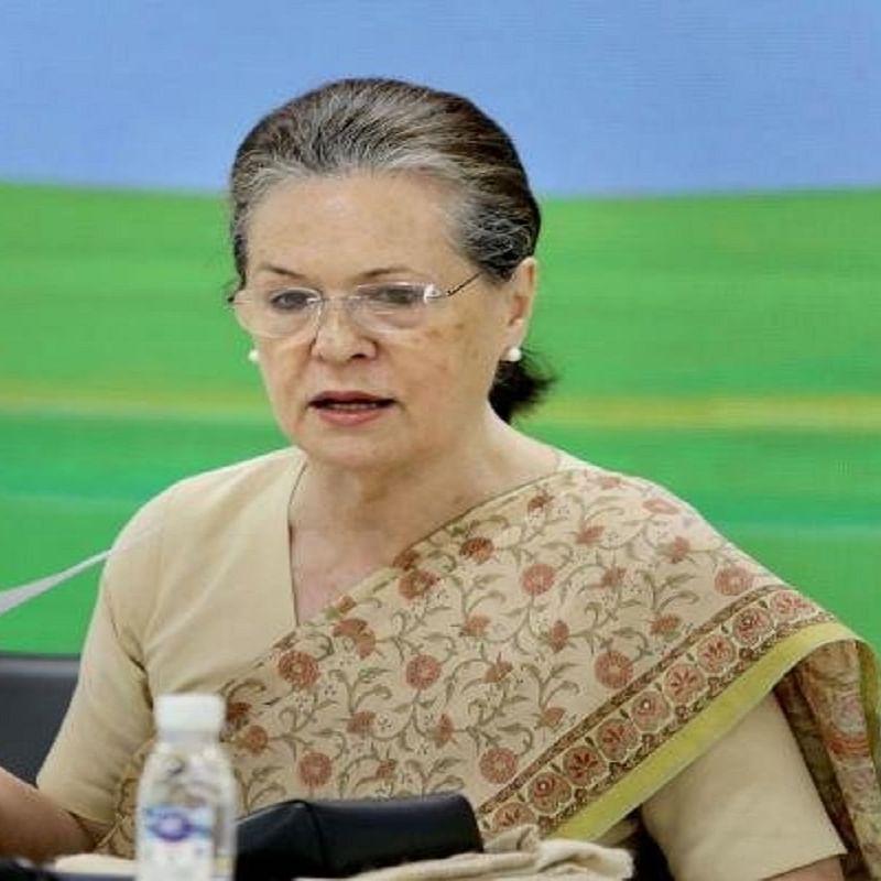 Congress president Sonia Gandhi (File Photo)