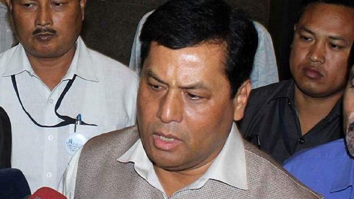 Netizens flood Assam CM Sonowal Facebook page with 'Comrade', 'Lal Salam'