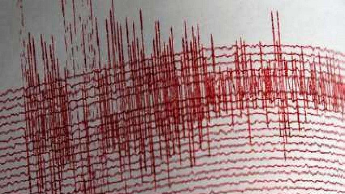 Mild tremors felt in Kashmir