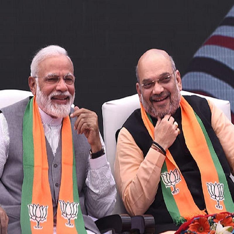 PM Modi and Union Home Minister Amit Shah (Photo Courtesy: Getty)