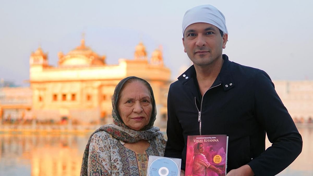 Vikas Khanna- The NRI of the year!