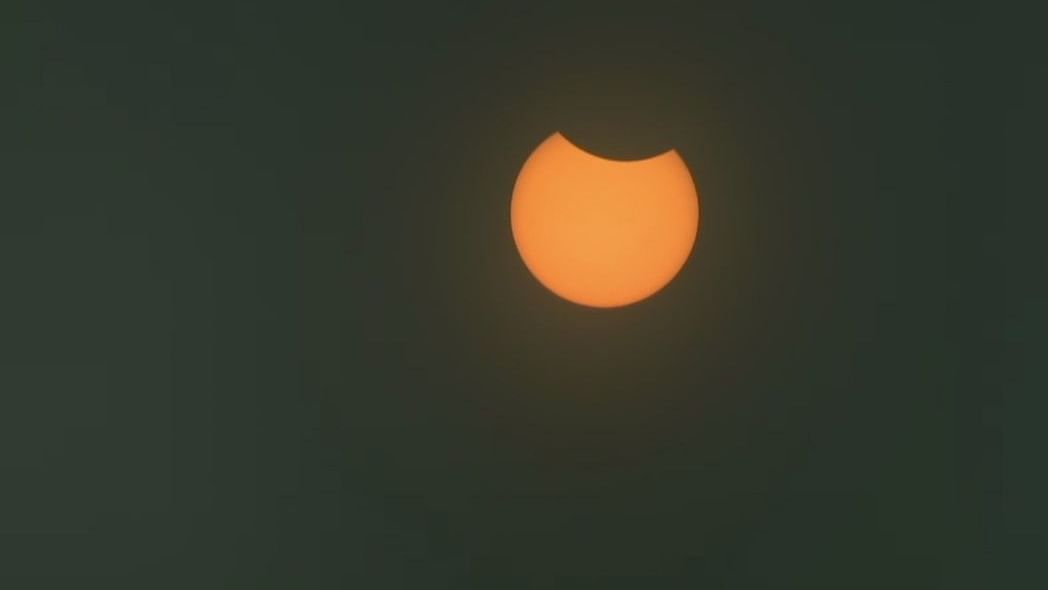 India witnesses annual solar eclipse 2020