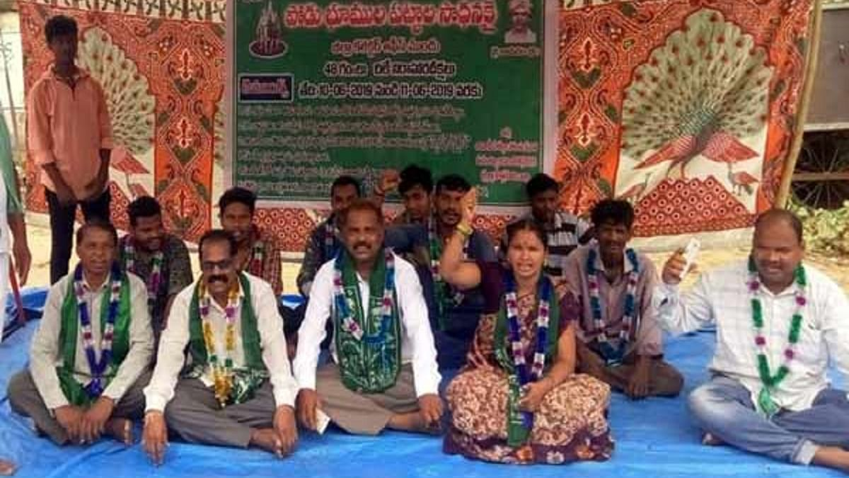 Adivasis demand the self-rule promised by the Constitution