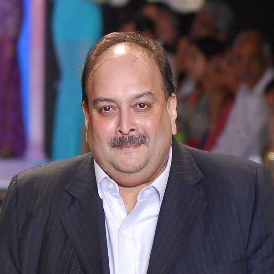 Mehul Choksi (Photo Courtesy: IANS)