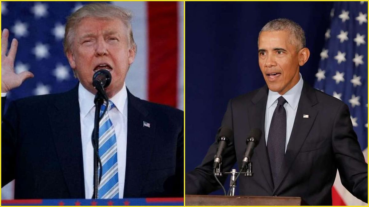 It is time for Trump to concede: Obama