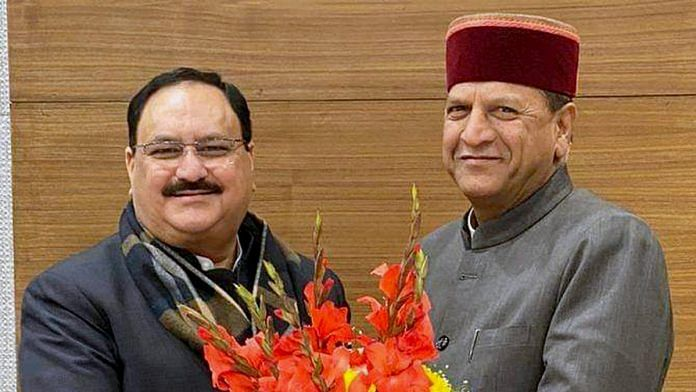In Himachal Pradesh, BJP struggles to recover from charges of corruption