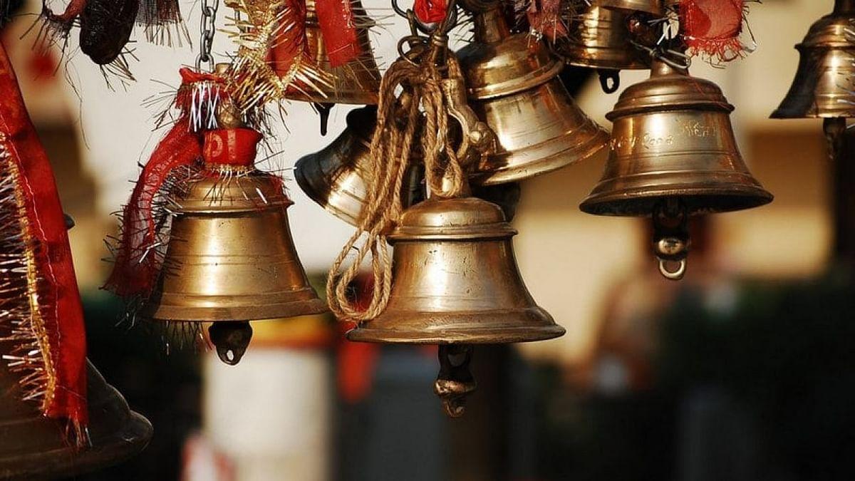 No ringing of bells in Uttar Pradesh temples now