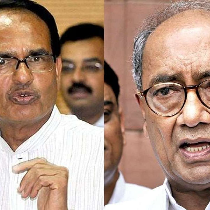 FIR against Digvijay Singh for sharing edited video of CM Chouhan, MP Congress alleges foul play