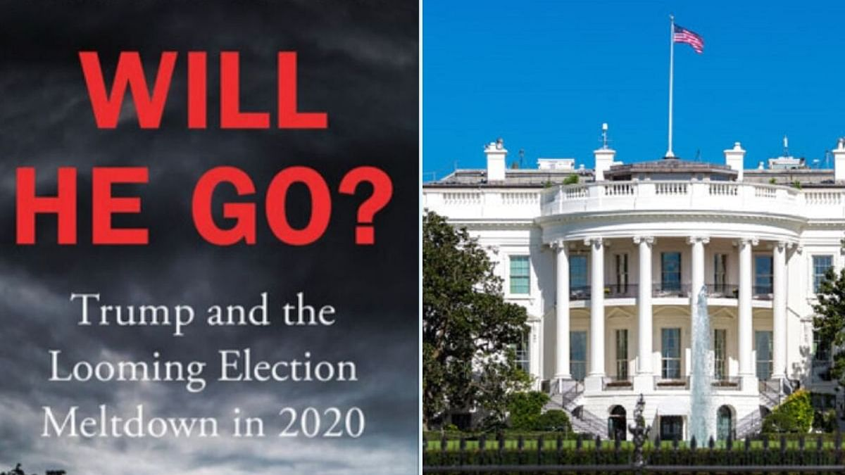 What if Donald Trump refuses to leave the White House after the election?