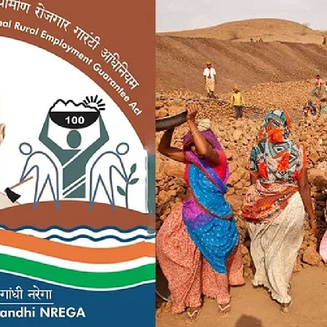 Sonia Gandhi to Govt: MGNREGA is not a BJP vs Congress issue, use it to help people
