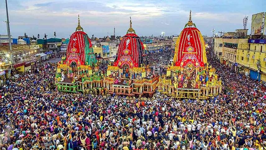 'It will be catastrophic': Plea in SC against Rath Yatra at Jagannath Temple from June 23