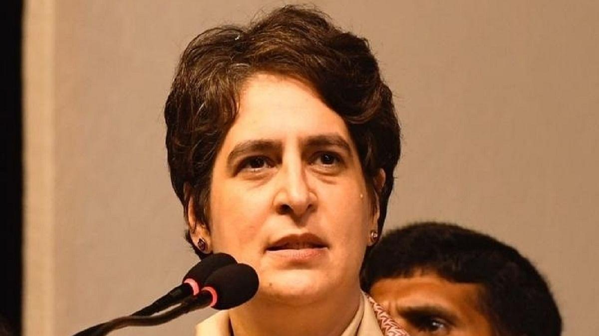 Congress General Secretary Priyanka Gandhi (Photo Courtesy: IANS)